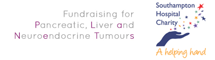 Southampton Hospital Charity fundraising for pancreatic, liver and neuroendocrine tumours
