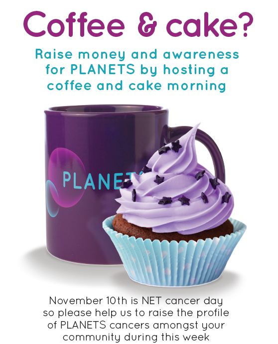 Cake Images Good Morning : PLANETS Coffee and Cake Morning - PLANETS Charity
